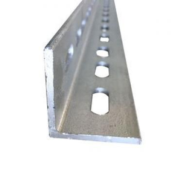 Building Material Perforated Galvanised Angle Steel Bar