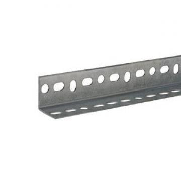 Best selling bar zinc plated slotted angle racking