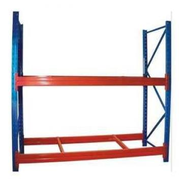 Warehouse commercial shelving slotted angle shelving system