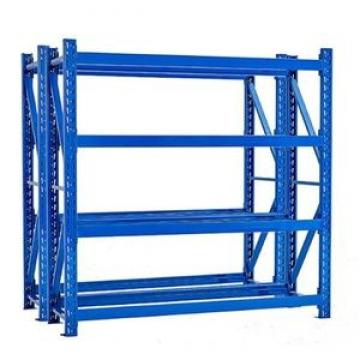 iso9001/ce adjustable metal storage warehouse industrial longspan shelves racking