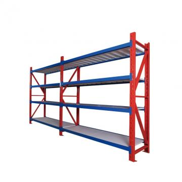 Customized Size Light Duty Shelving Metal Bolted Sheves Boltless Rivet Racks Bolt Free MDF Shelving