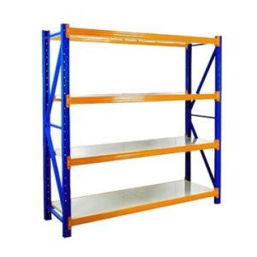 Heavy Duty Selective Pallet Rack System For Warehouse Industrial Storage