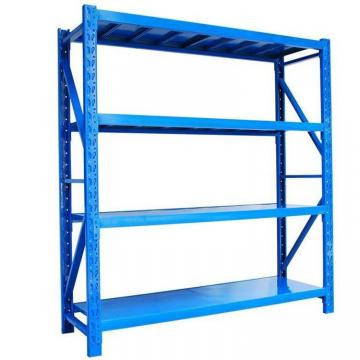 heavy duty adjustable industrial rack storage shelving system