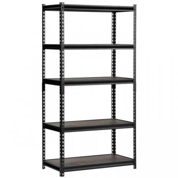 Storage 4 tier commercial adjustable metal steel wire rack heavy duty rolling warehouse industrial stand shelving
